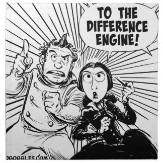Al panel del motor de diferencia servilleta de papel