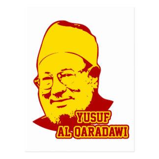 Al Qaradawi de Yusuf Tarjeta Postal
