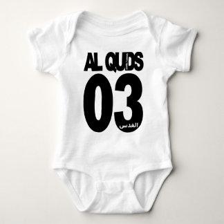 Al Quds 03 Baby Bodysuit