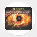 Al Reilly's Catalyst Classic Round Sticker