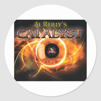 Al Reilly's Catalyst Stickers