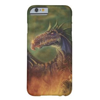 ¡al rescate! dragón de la fantasía funda de iPhone 6 barely there