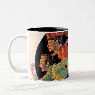 Al rescate tazas de café