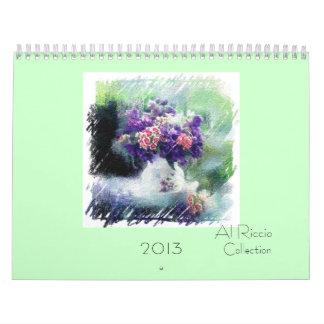 Al Riccio, Collection 2013 Calendar