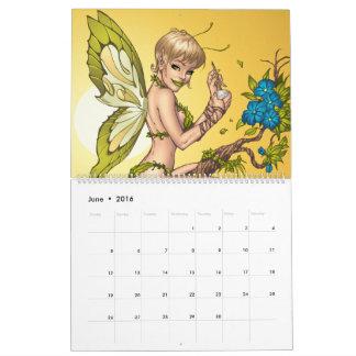 Al Rio Pin-up Calendar