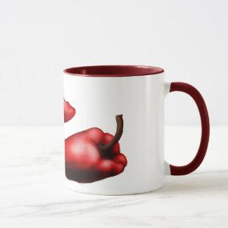 Al Rojo Vivo Mug