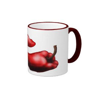 Al Rojo Vivo Coffee Mugs