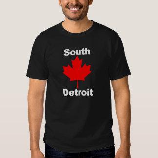 Al sur de Detroit es… Polera