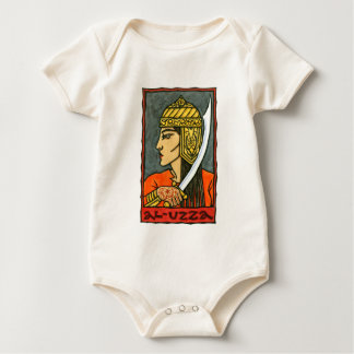 al-Uzza Baby Bodysuit