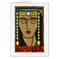 Al-Uzza Greeting Card