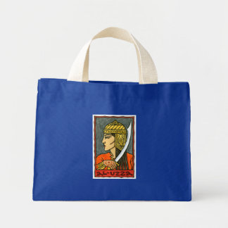 al-Uzza Mini Tote Bag