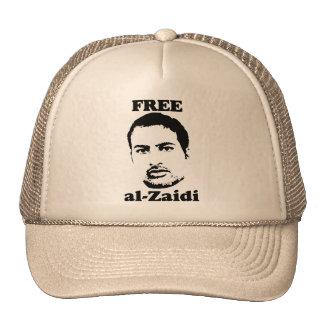 al-Zaidi baseball cap 2 Trucker Hat