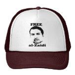al-Zaidi baseball cap Trucker Hat