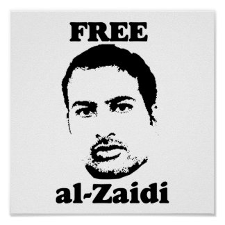 al-Zaidi Poster