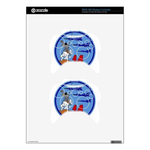 Ala 14 de España Mando Xbox 360 Skin