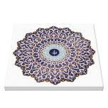 Alá - arte islámico impresiones de lienzo