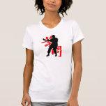 """Ala Chun """"entrenamiento """" Camisetas"""