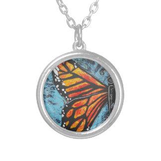 Ala de la mariposa de monarca de las creaciones de joyerías