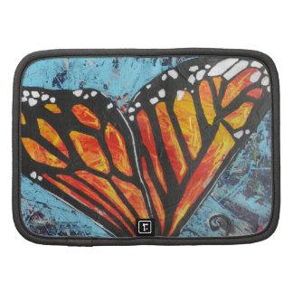Ala de la mariposa de monarca de las creaciones de planificadores