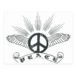 ala de la paz postal