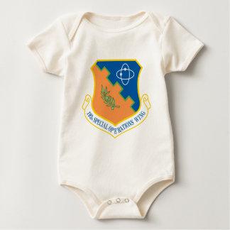 ala de las operaciones especiales 193d mamelucos de bebé