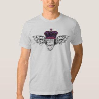 ala del mono del rey remeras
