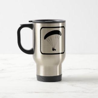 Ala flexible favorable taza