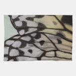 Ala macra de la mariposa de la ninfa toallas