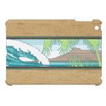 Ala Moana Hawaiian Surf Sign iPad Mini Cases