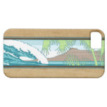Ala Moana Hawaiian Surf Sign iPhone 5 Cases
