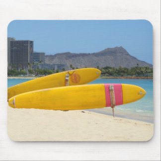 Ala Moana Surfboards Mouse Pad