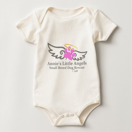 ALA Pink Logo Baby Bodysuit