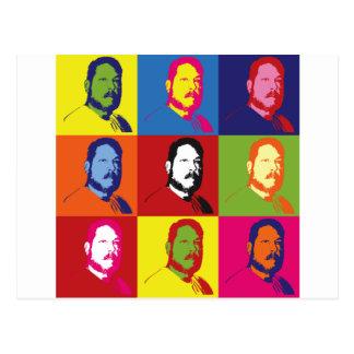 Ala Warhol de Fred Postales