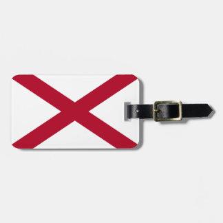Alabama 1of2 bag tag