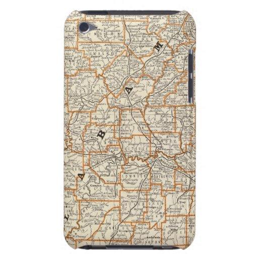 Alabama 4 iPod Case-Mate protector