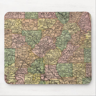 Alabama 7 mouse pad