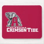 Alabama A Crimson Tide Big Al Mouse Pad