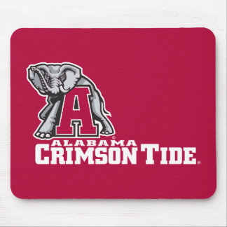 Alabama A Crimson Tide Big Al Mouse Pad