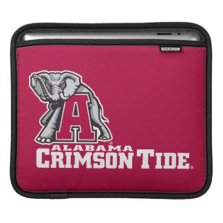 Alabama A Crimson Tide Big Al Sleeve For iPads