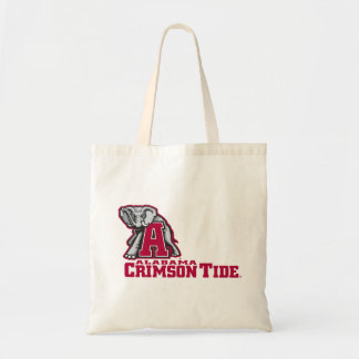 Alabama A Crimson Tide Big Al Tote Bag