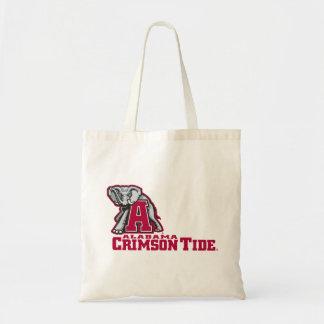 Alabama A Crimson Tide Big Al Tote Bag