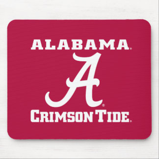 Alabama A Crimson Tide Mouse Pad