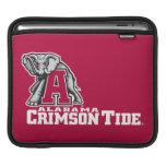 """Alabama """"A"""" Crimson Tide w/ Big Al iPad Sleeves"""