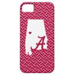 Alabama A Funda Para iPhone SE/5/5s