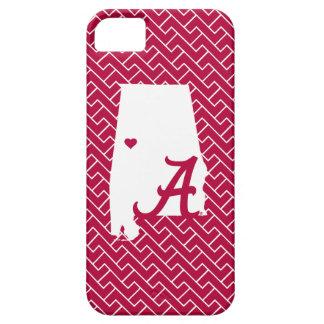 Alabama A iPhone SE/5/5s Case