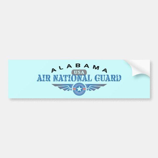 Alabama Air National Guard Bumper Sticker