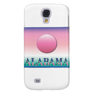 Alabama Airbrush Sunset Samsung S4 Case