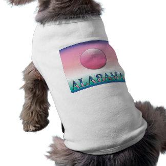 Alabama Airbrush Sunset T-Shirt
