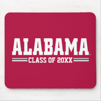 Alabama Alumni Class Year Mouse Pad