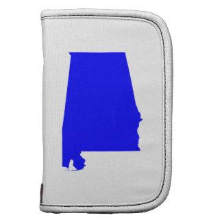 Alabama azul planificadores